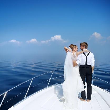 Matrimonio In Barca : Matrimonio sposarsi in barca noleggio barche in costiera